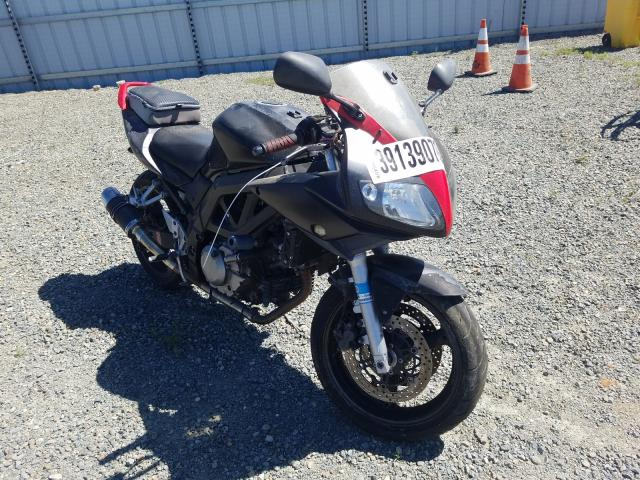 Suzuki SV650 salvage cars for sale: 2006 Suzuki SV650