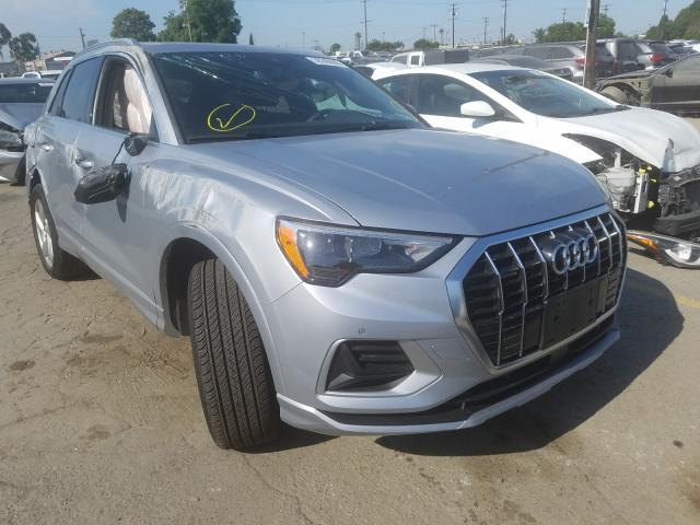 Audi salvage cars for sale: 2019 Audi Q3 Premium
