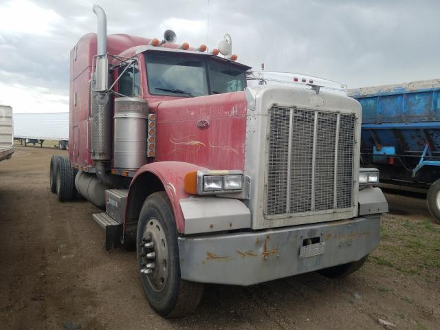 Peterbilt salvage cars for sale: 1996 Peterbilt 379