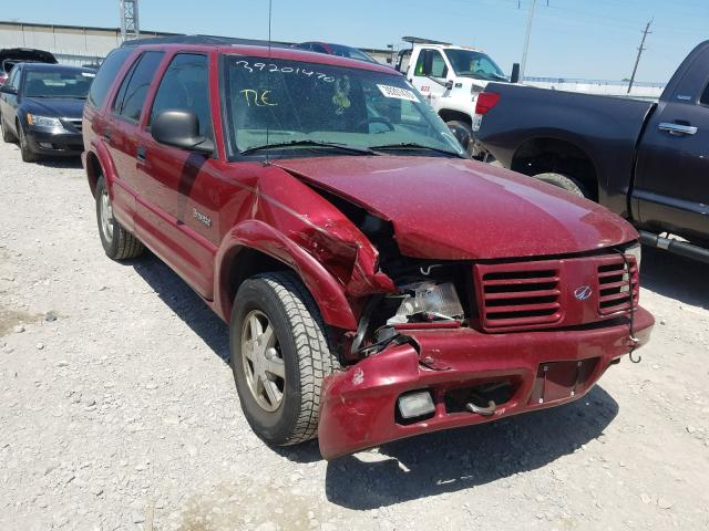 Oldsmobile salvage cars for sale: 1998 Oldsmobile Bravada