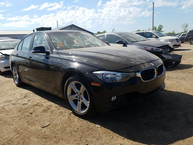 Salvage 2013 BMW 3 SERIES - Small image. Lot 38924490