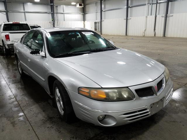 Pontiac Bonneville salvage cars for sale: 2001 Pontiac Bonneville