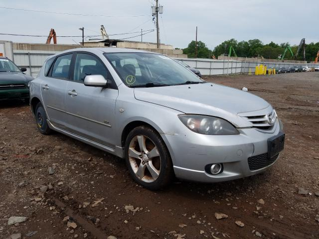 Salvage cars for sale from Copart Hillsborough, NJ: 2006 Mazda 3 Hatchbac