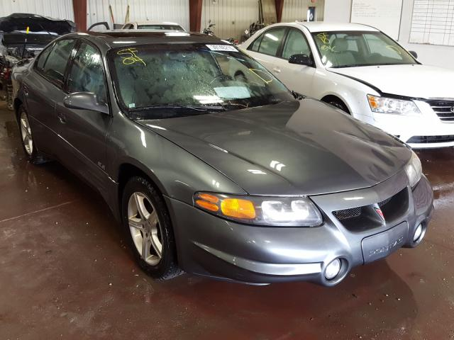 Pontiac Bonneville salvage cars for sale: 2004 Pontiac Bonneville