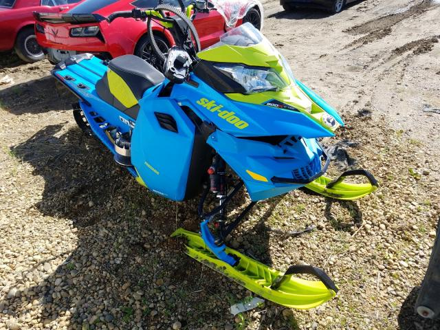 Skidoo salvage cars for sale: 2017 Skidoo Freeride