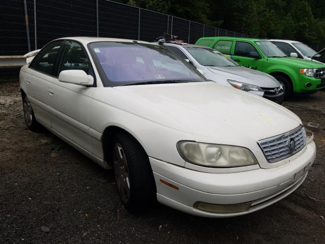 Cadillac Catera salvage cars for sale: 2000 Cadillac Catera