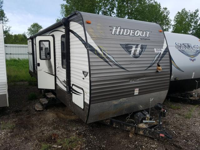 Keystone Hideout salvage cars for sale: 2016 Keystone Hideout