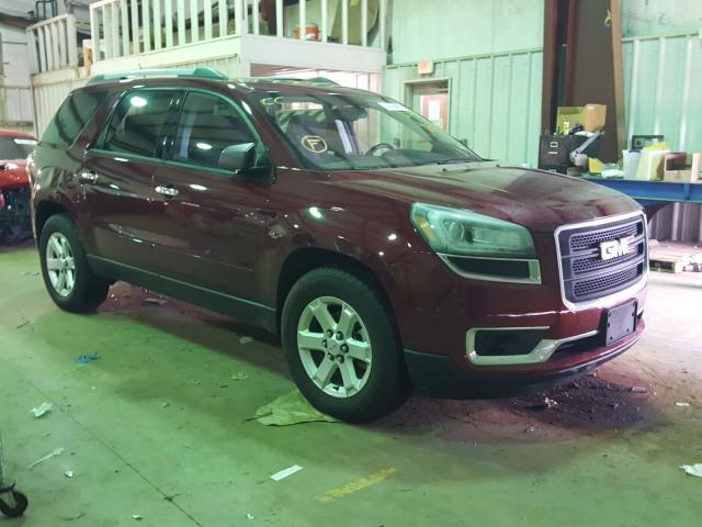 2015 GMC Acadia SLE for sale in Longview, TX