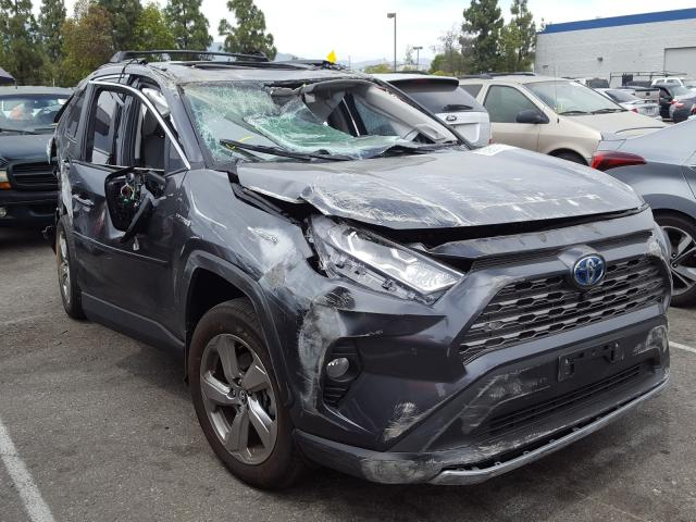 2020 Toyota Rav4 Limited for sale in Rancho Cucamonga, CA