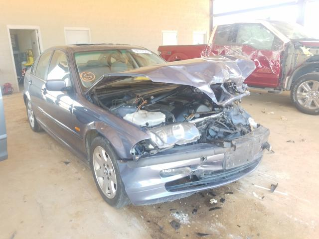 BMW salvage cars for sale: 2000 BMW 323 I