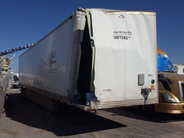 Salvage cars for sale from Copart Anthony, TX: 2016 Utility Trailer
