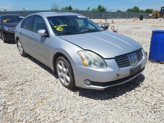Nissan salvage cars for sale: 2005 Nissan Maxima SE