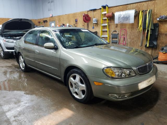 Salvage cars for sale from Copart Kincheloe, MI: 2000 Infiniti I30