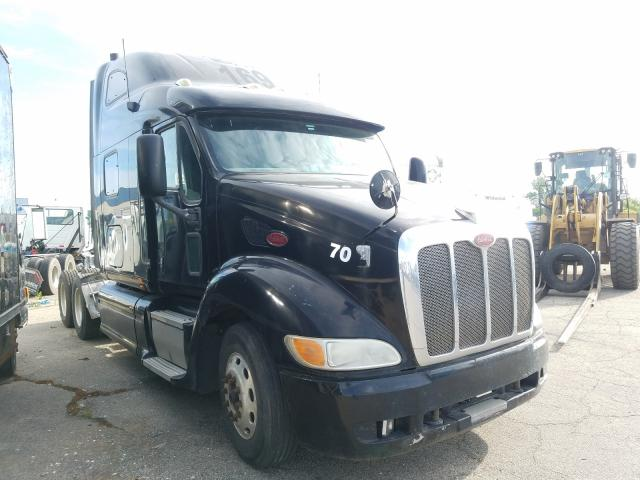 Peterbilt 387 salvage cars for sale: 2008 Peterbilt 387