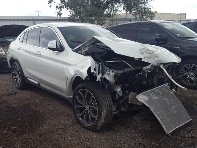 BMW X4 XDRIVE3 salvage cars for sale: 2020 BMW X4 XDRIVE3