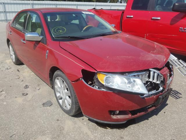 Salvage cars for sale from Copart Dunn, NC: 2011 Lincoln MKZ