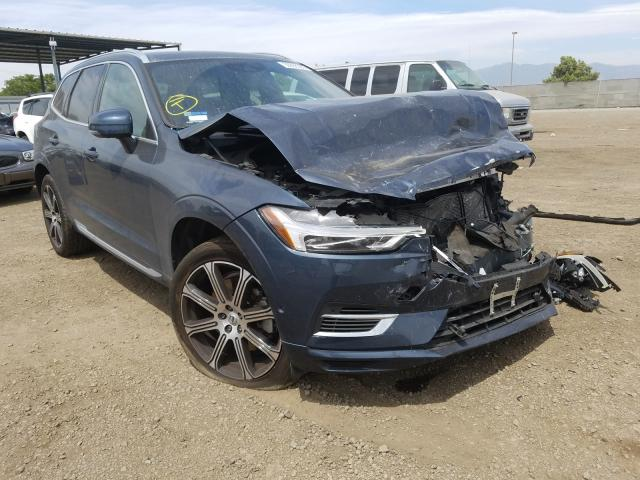 Volvo salvage cars for sale: 2019 Volvo XC60 T8 IN