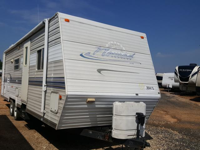 Nomad salvage cars for sale: 2003 Nomad Camper