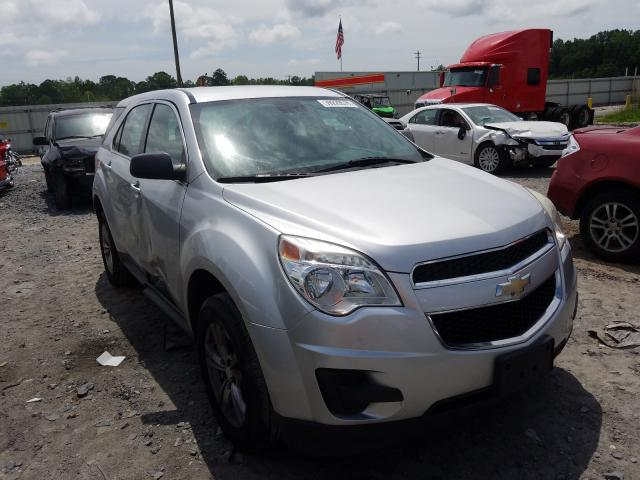 Chevrolet Equinox LS salvage cars for sale: 2013 Chevrolet Equinox LS