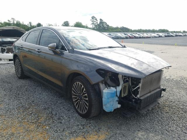 2017 Ford Fusion SE for sale in Lumberton, NC