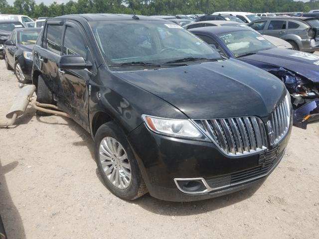 Salvage cars for sale from Copart Houston, TX: 2013 Lincoln MKX