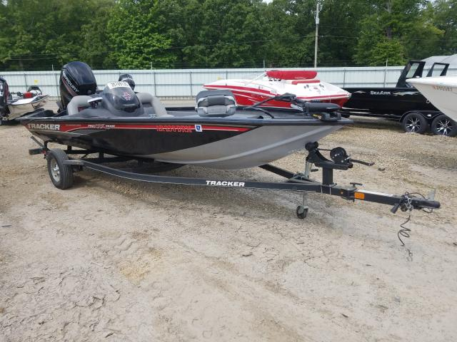 Tracker salvage cars for sale: 2018 Tracker Boat