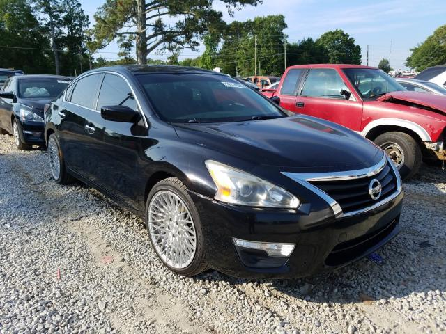 Salvage cars for sale from Copart Loganville, GA: 2014 Nissan Altima 2.5
