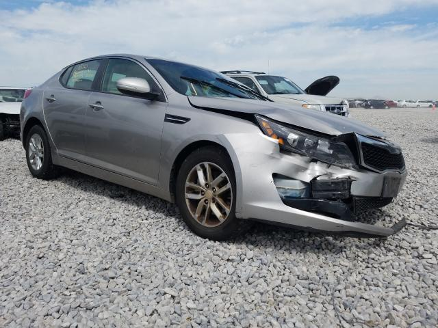 KIA salvage cars for sale: 2013 KIA Optima LX
