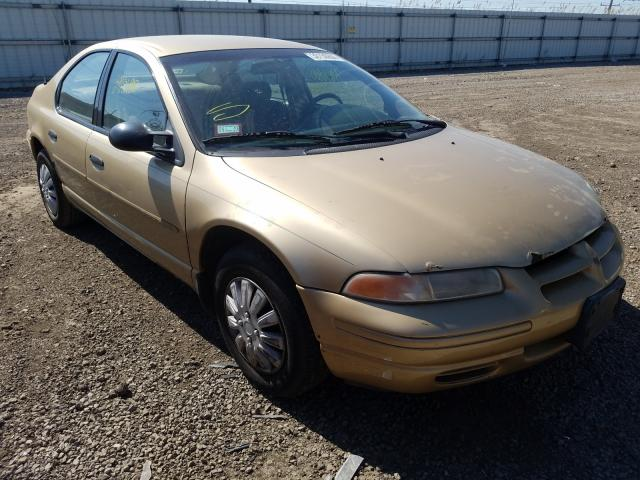 Dodge Stratus salvage cars for sale: 1996 Dodge Stratus