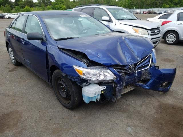 Toyota Camry Base salvage cars for sale: 2011 Toyota Camry Base