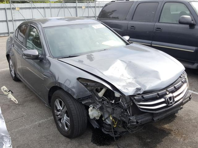 Honda Accord SE salvage cars for sale: 2011 Honda Accord SE