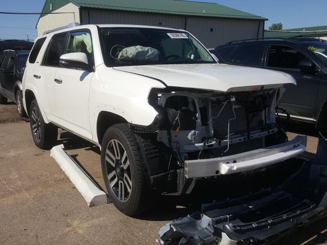 Salvage cars for sale from Copart Ham Lake, MN: 2020 Toyota 4runner SR