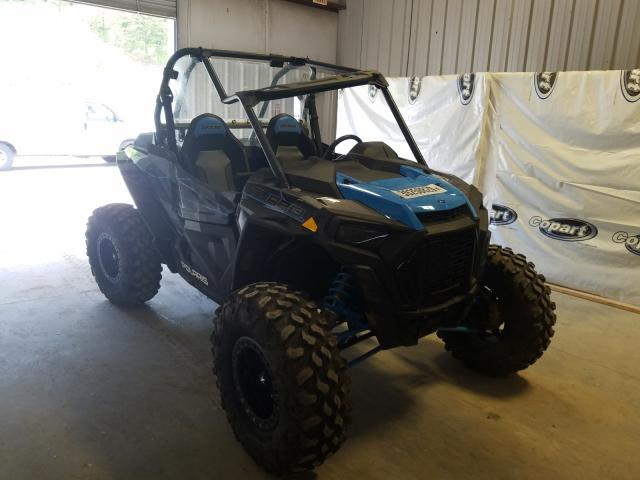 Salvage cars for sale from Copart Hurricane, WV: 2019 Polaris RZR XP Turbo