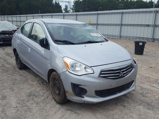 Mitsubishi salvage cars for sale: 2018 Mitsubishi Mirage G4