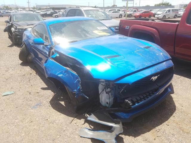 Ford Mustang salvage cars for sale: 2019 Ford Mustang