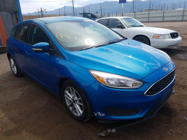 2015 Ford Focus SE en venta en Colorado Springs, CO