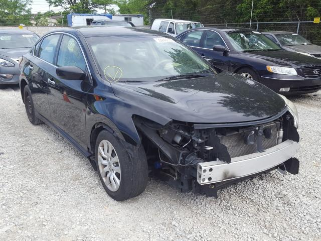 Salvage cars for sale from Copart Northfield, OH: 2013 Nissan Altima 2.5
