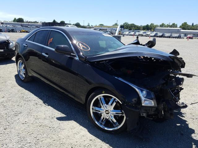 Cadillac ATS salvage cars for sale: 2015 Cadillac ATS
