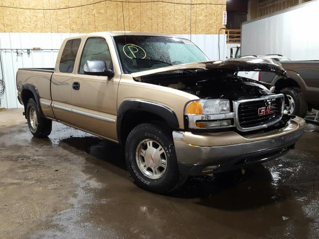 GMC salvage cars for sale: 2001 GMC New Sierra