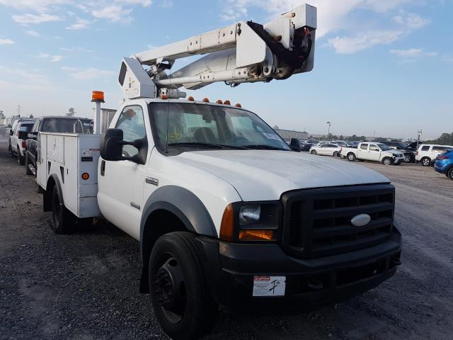 Ford F450 Super salvage cars for sale: 2006 Ford F450 Super