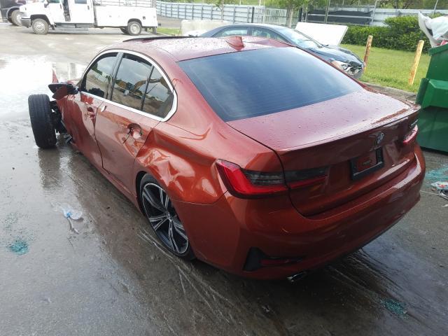 купить 2020 BMW 330I  3MW5R1J02L8B30546