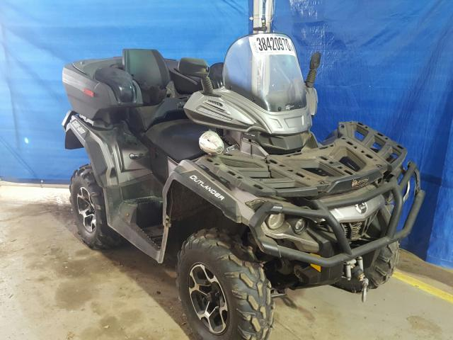 Salvage cars for sale from Copart Atlantic Canada Auction, NB: 2014 Can-Am Outlander