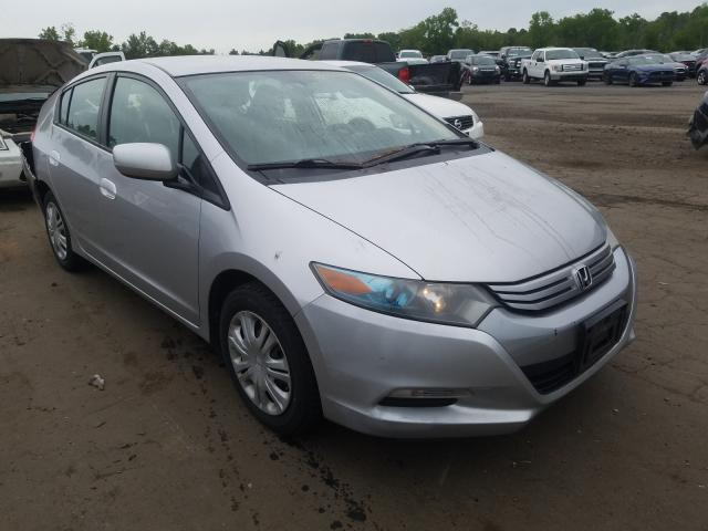 Honda salvage cars for sale: 2010 Honda Insight LX