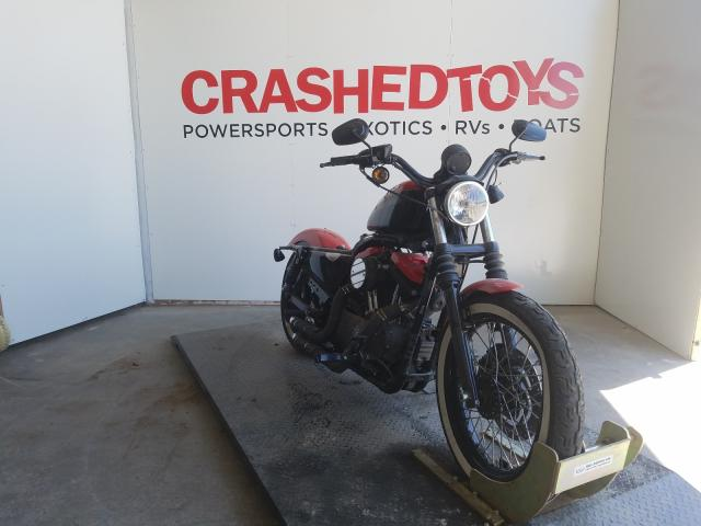Harley-Davidson XL1200 N salvage cars for sale: 2011 Harley-Davidson XL1200 N
