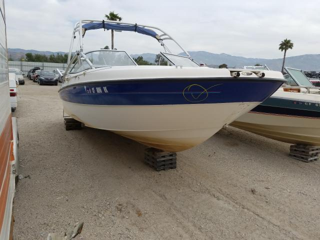 Bayliner salvage cars for sale: 2006 Bayliner 25FT Boat