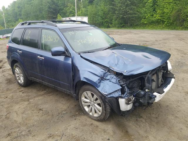 Vehiculos salvage en venta de Copart West Warren, MA: 2013 Subaru Forester L