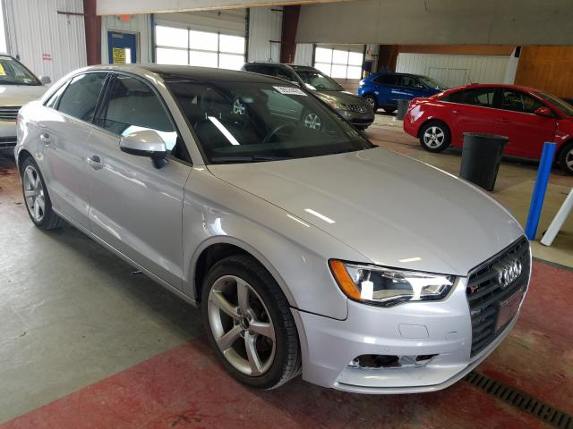 Audi salvage cars for sale: 2016 Audi A3 Premium