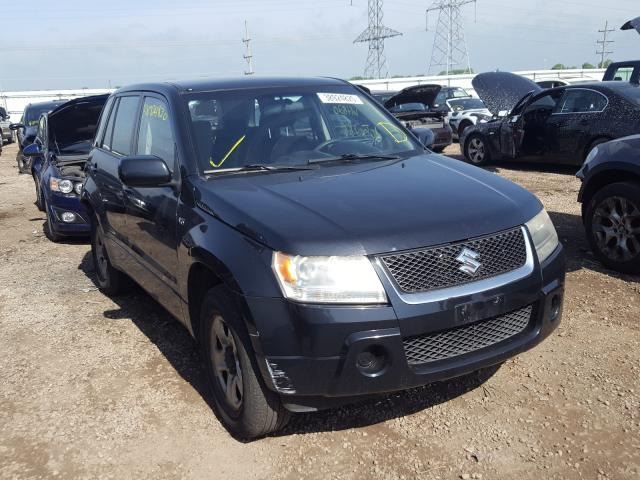 Suzuki Grand Vitara salvage cars for sale: 2007 Suzuki Grand Vitara