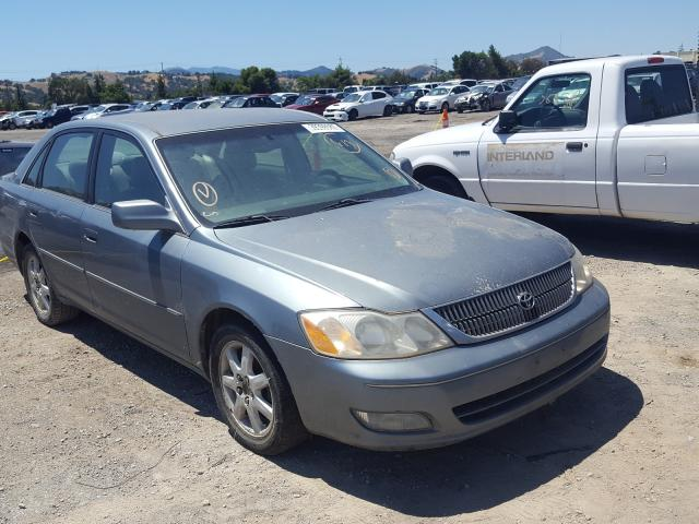 acquisition bill of sale 2000 toyota avalon sedan 4d 3 0l for sale in san martin ca 39399580 a better bid car auctions