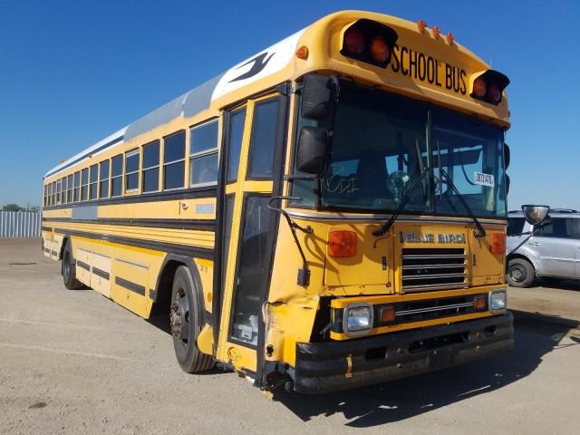 Blue Bird salvage cars for sale: 1997 Blue Bird School Bus